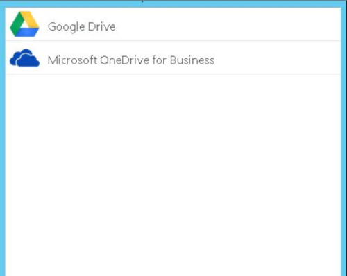 Virtual Apps - Selecting A Cloud Based Drive