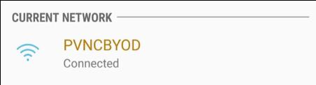 BYOD Network
