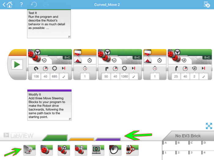 Getting Started with Teacher Tutorials using EV3 Mindstorms